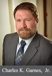 Charles K. Garnes, Jr. | Attorney | Partner Elkins Ray, PLLC | Huntington, WV